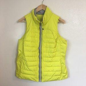 Tangerine Sleeveless vest